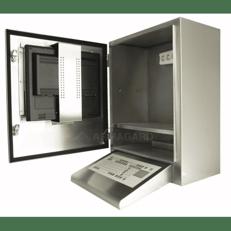 IP65 Waterdichte PC-behuizing